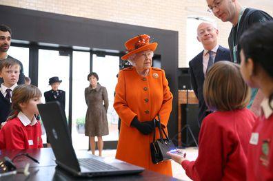 Queen Elizabeth shares first Instagram post