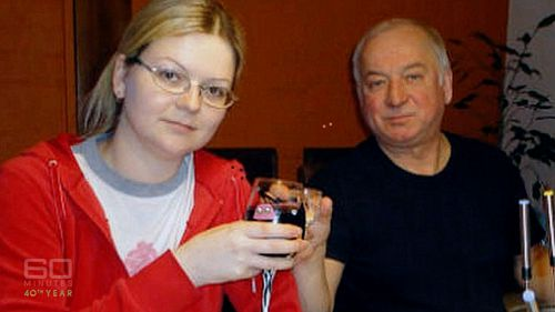 The Skripals have recovered and since left hospital after the poisoning. Picture: Supplied