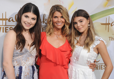 Isabella Rose Giannulli, Lori Loughlin and Olivia Jade Giannulli