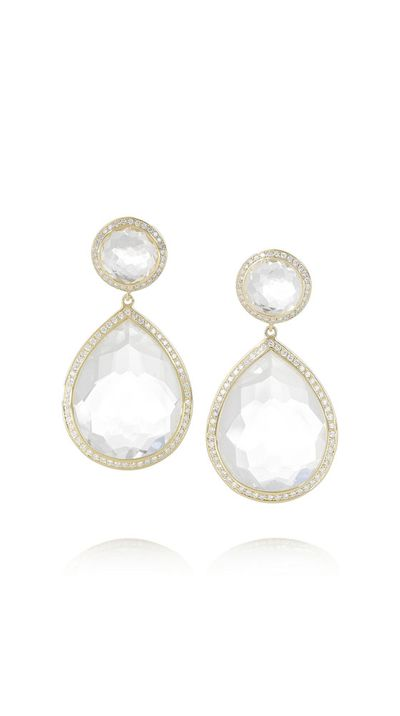 "<a href=""http://www.net-a-porter.com/product/434377/Ippolita/lollipop-18-karat-gold-quartz-and-diamond-earrings"">Lollipop 18-Karat Gold, Quartz and Diamond Earrings, $9,897.26, Ippolita</a>"