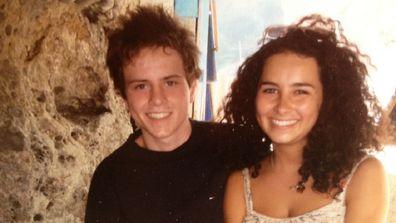 Sam and sister