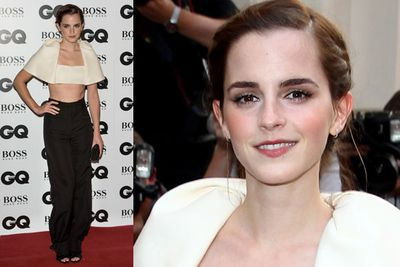 Emma Watson is getting more daring with her fashion choices lately.