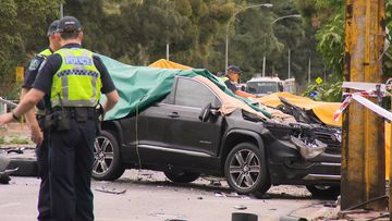 Urrbrae fatal crash Kitt court