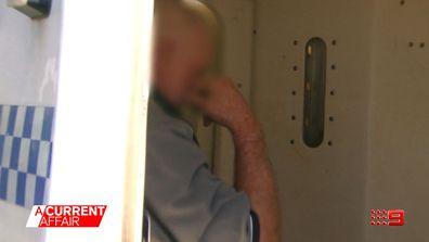 Accused predator arrested