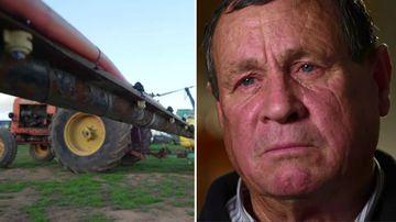 Farmer blames weed killer for cancer