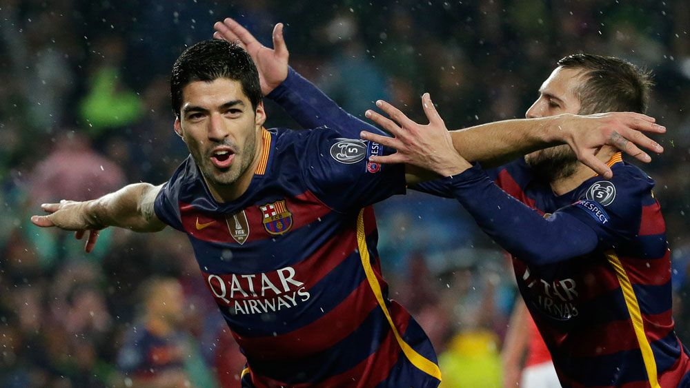 Barcelona eliminate Arsenal from ECL
