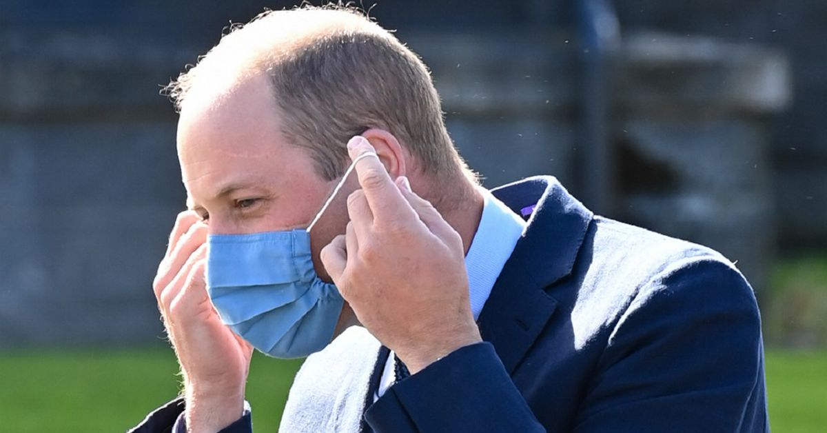 Why the public wasn't told about William having COVID-19 – 9Honey
