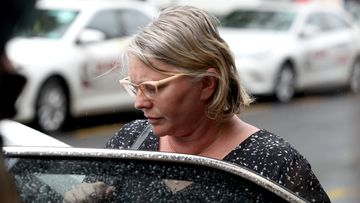 A Western Australian woman who faked her credentials and posed as her own referee to land a $270,000 a year South Australian government job has been jailed for at least 12 months.