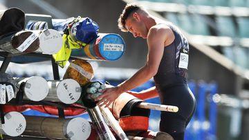 Australia's whole athletics team locked down amid COVID-19 scare