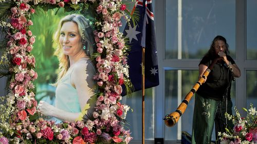 Former US policeman jailed for killing Australian woman