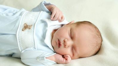 Luxembourg royal baby Prince Charles Jean Philippe Joseph Marie Guillaume