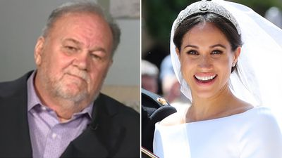 'I wish it was me': Thomas Markle 'jealous' of Prince Charles