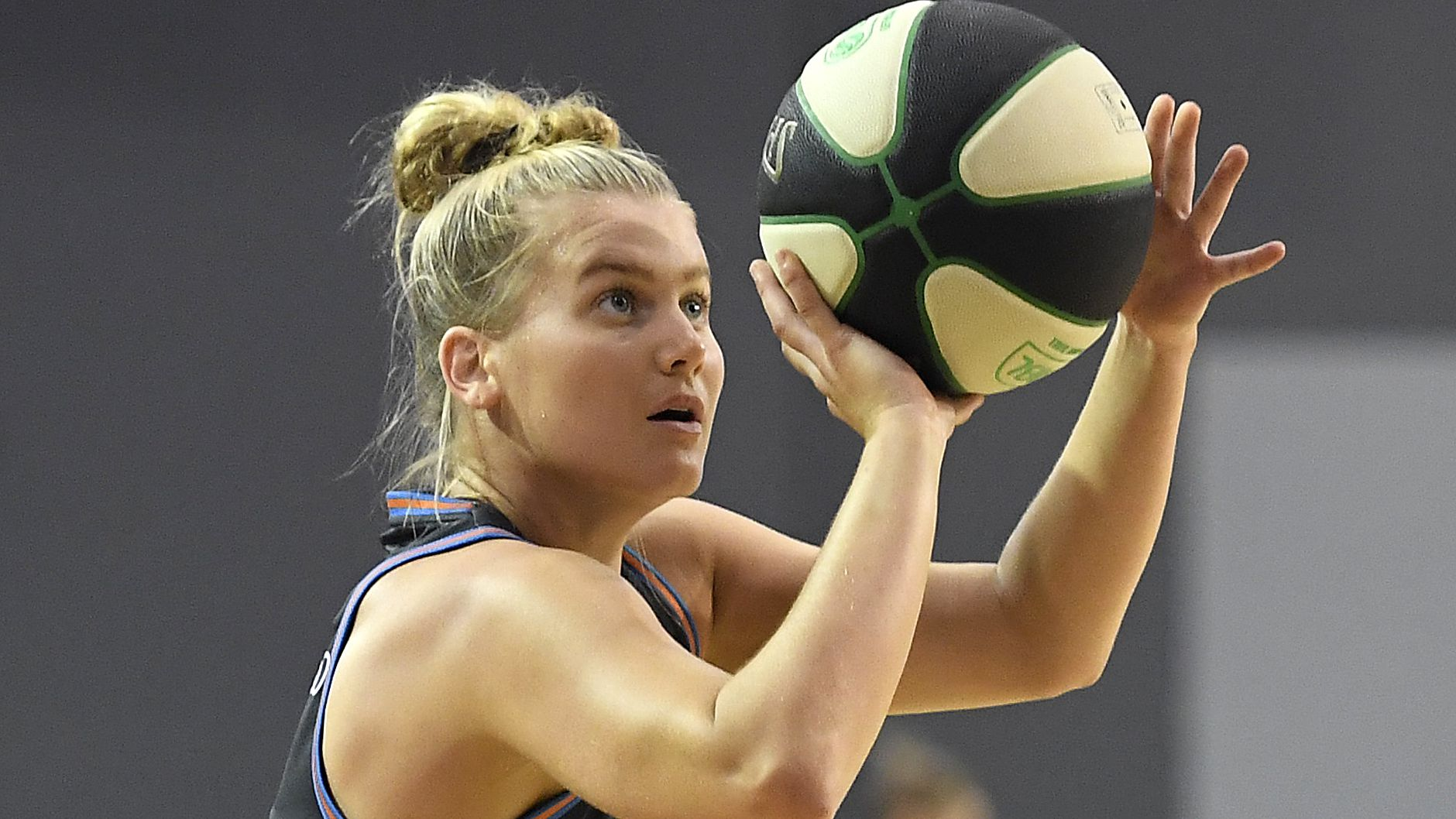 Shyla Heal, daughter of Shane, drafted by WNBA's Chicago Sky