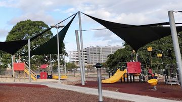 The alleged assault happened at Tempe Reserve in Sydney's inner west last weekend.