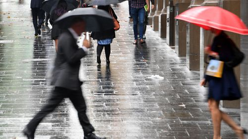 Heavy rain is expected to lash NSW.