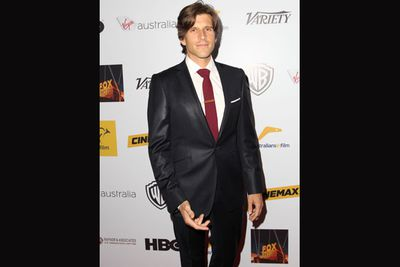 <i>The Bachelor</i> TV host Osher Gunsberg (or Andrew G as many of you know him) was the silent auctioneer at the AIF awards.