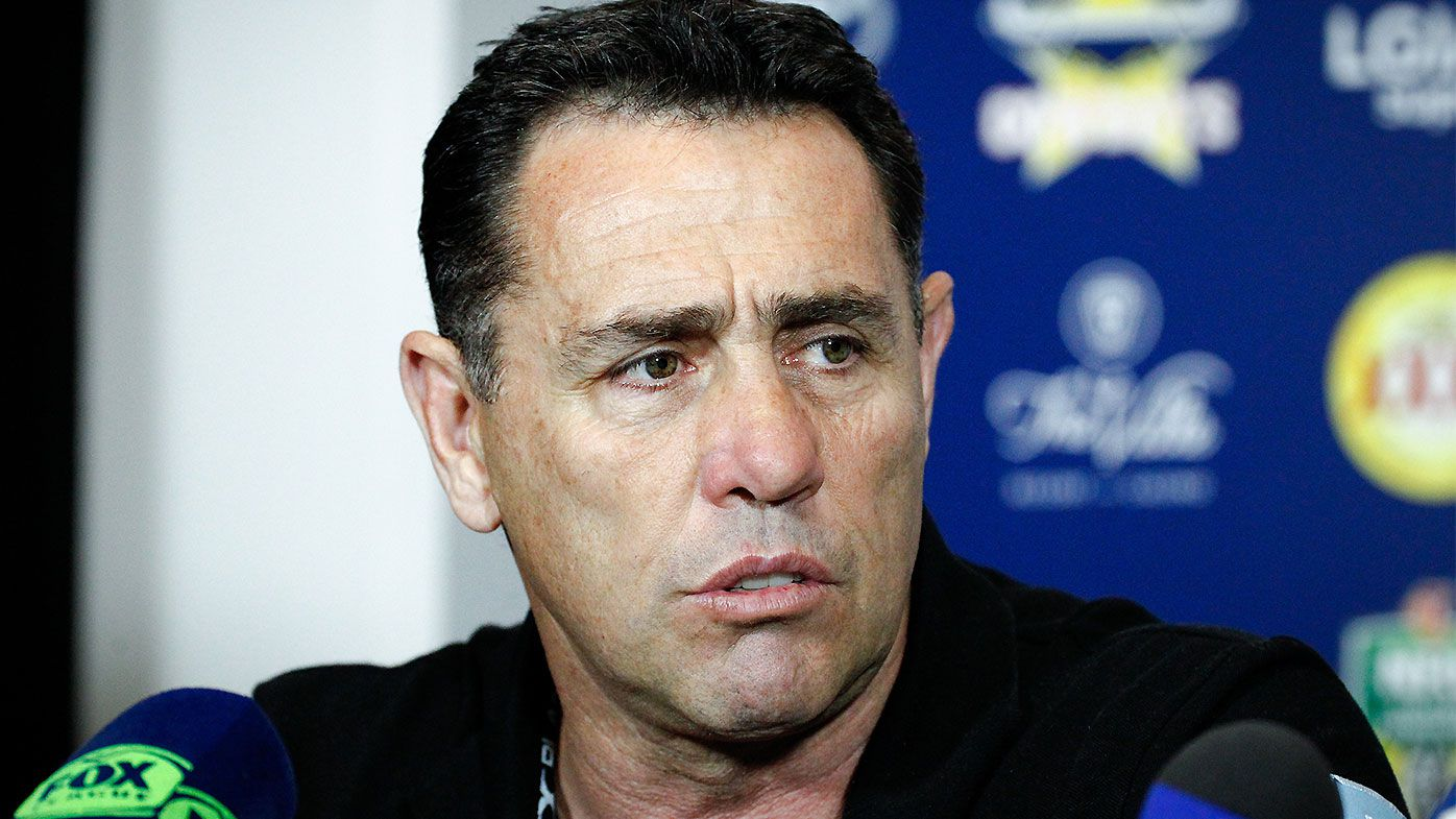 Shane Flanagan defiant over Cronulla Sharks' salary cap investigation