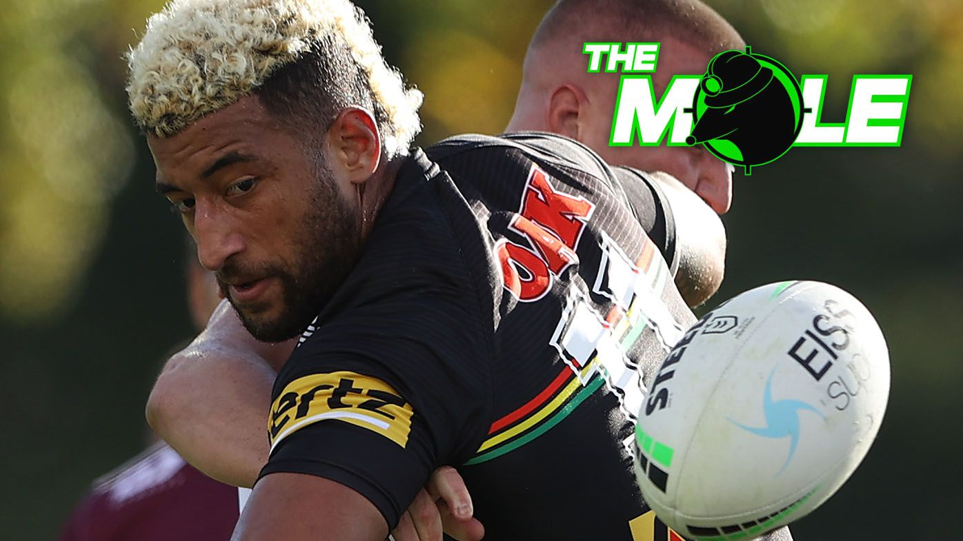 The Mole: Penrith Panthers concerned about star Viliame Kikau with finals looming