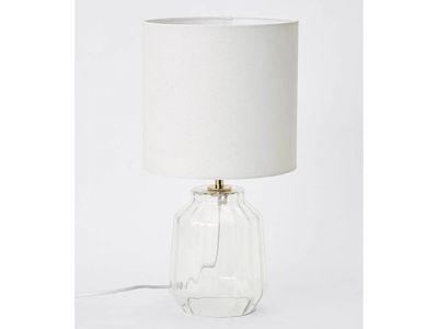 Vivian Glass Table Lamp — Target