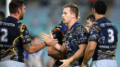 <strong>8. North Queensland Cowboys (last week 13)</strong><br />