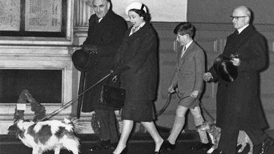 Royal pregnancies: Queen Elizabeth
