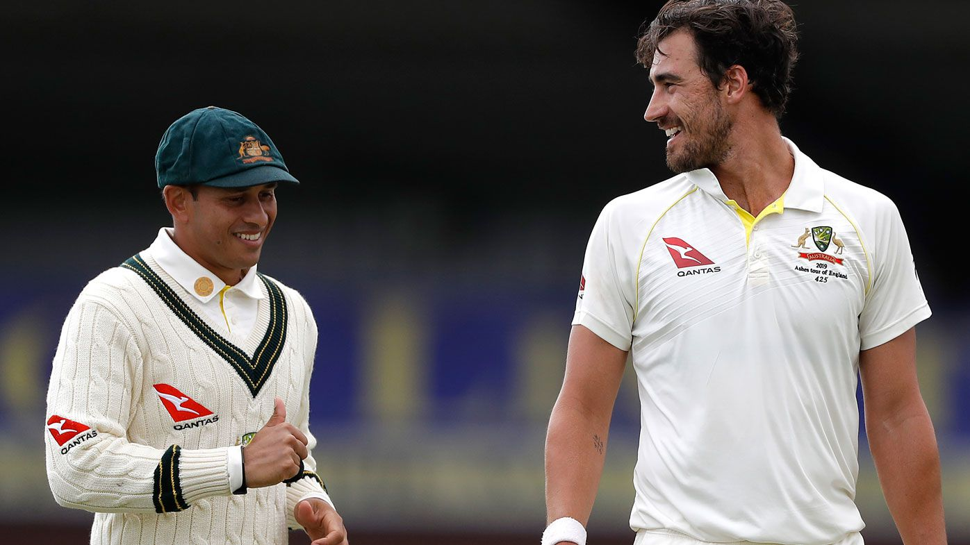 Harris and Starc push for Ashes with solid performance in tour match