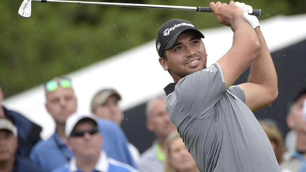 Jason Day. (AFP)