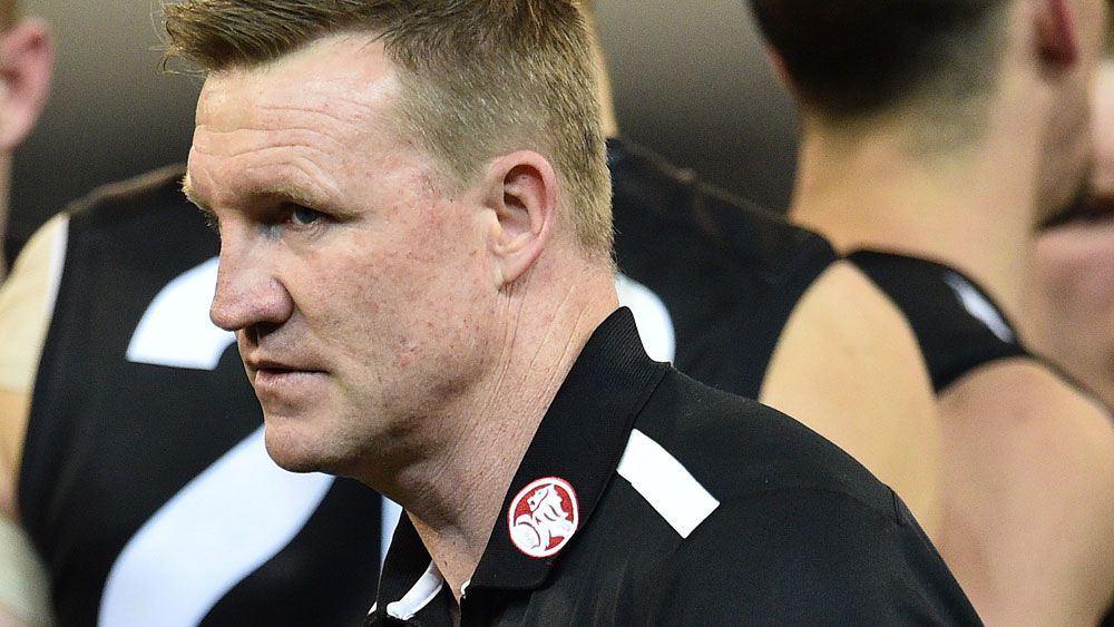 Buckley lashes disappointing Pies