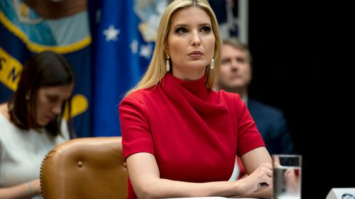 Ivanka disregards curbs, travels to New Jersey