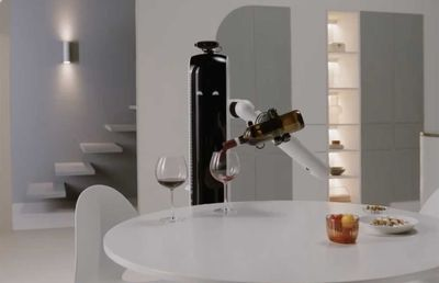 A robot that can pour you wine?