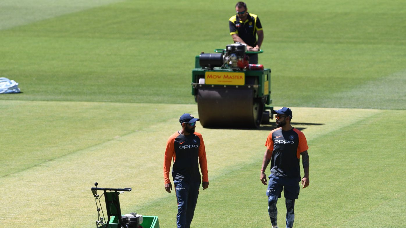 Cricket Australia rejects claims of pitch doctoring