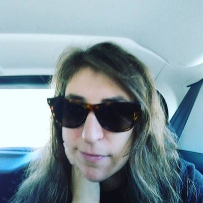 The Big Bang Theory's Mayim Bialik is just getting started.