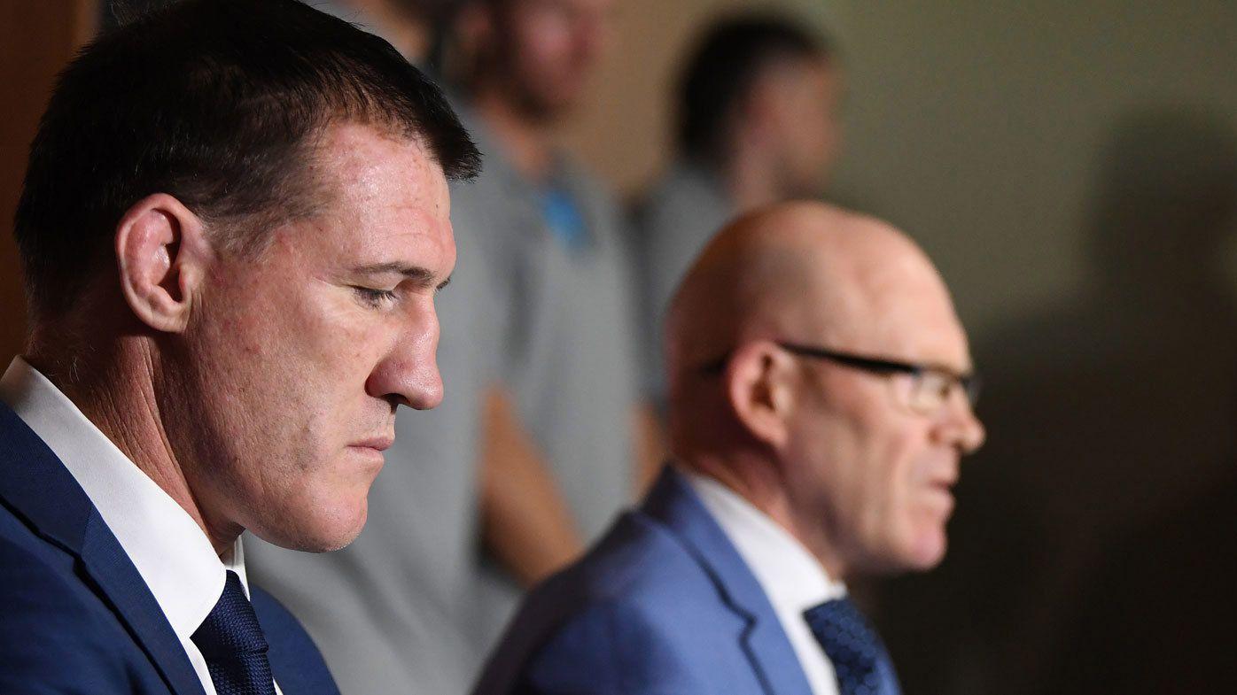We need a boss as Sharks coach: Paul Gallen