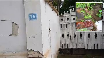 Burundi detention centre