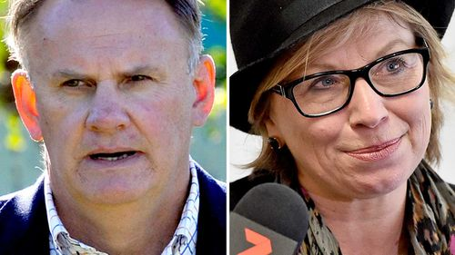 Mr Latham has also used his column to attack Rosie Batty. (AAP)