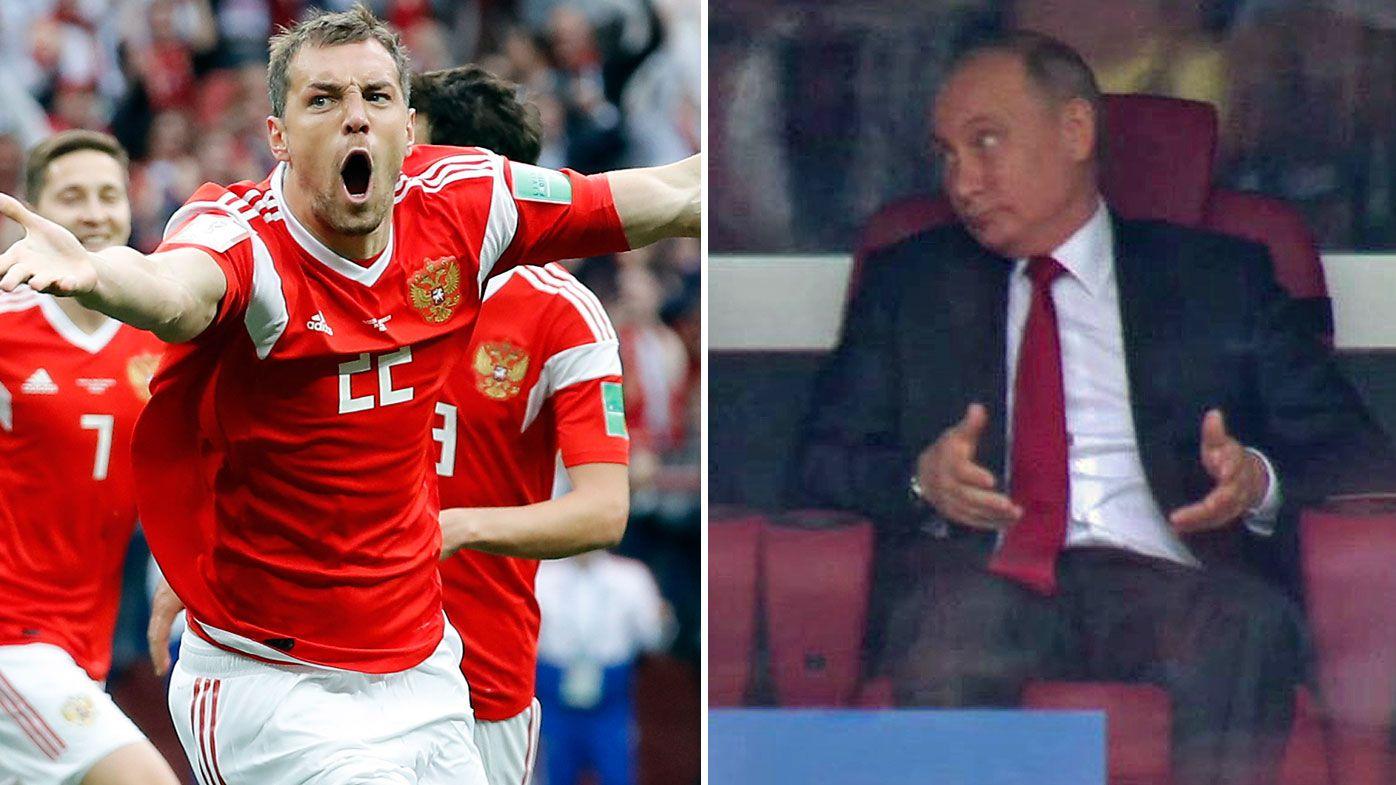 World Cup 2018: Day One Wrap - Russia thrash Saudi Arabia, Vladimir Putin already a meme, Salah progress