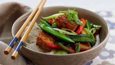 "Recipe: <a href=""http://kitchen.nine.com.au/2016/05/17/12/08/korean-fish-stirfry"" target=""_top"">Korean fish stir-fry</a>"