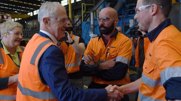 Government on-track to reach 1 million new jobs
