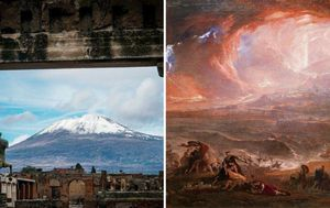 TODAY IN HISTORY – Italy's most famous volcanic eruption destroys entire cities