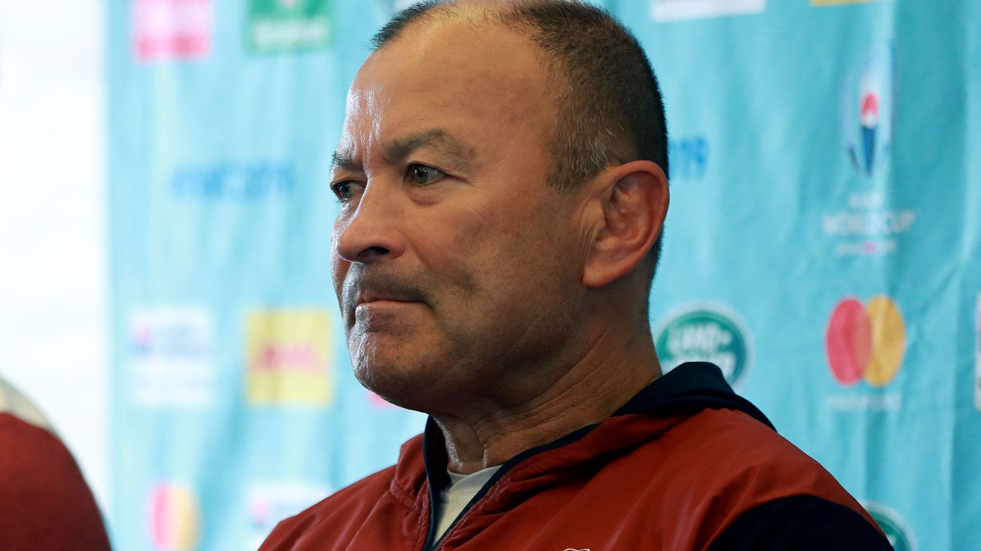 Rugby World Cup: Coach Eddie Jones claims England spied upon ahead of New Zealand semi-final