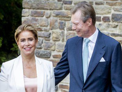 Grand Duke Henri and Grand Duchess Maria Teresa, 40 years