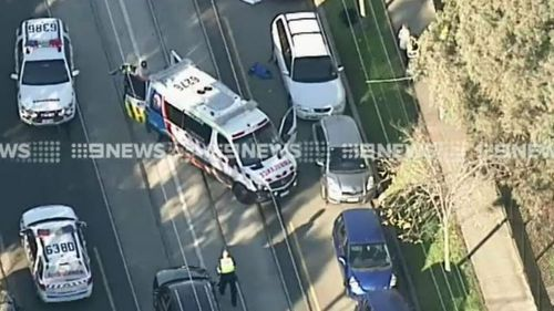 Teenage boy in critical condition after being hit by car in Caulfield North
