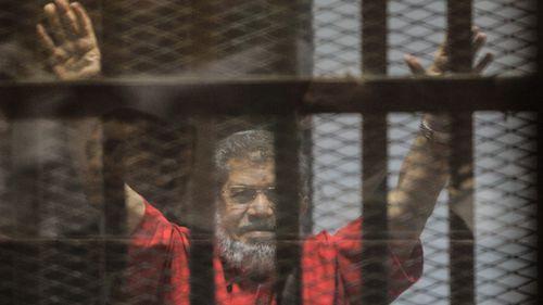 Egyptian court jails ex-president Morsi for leaking state secrets
