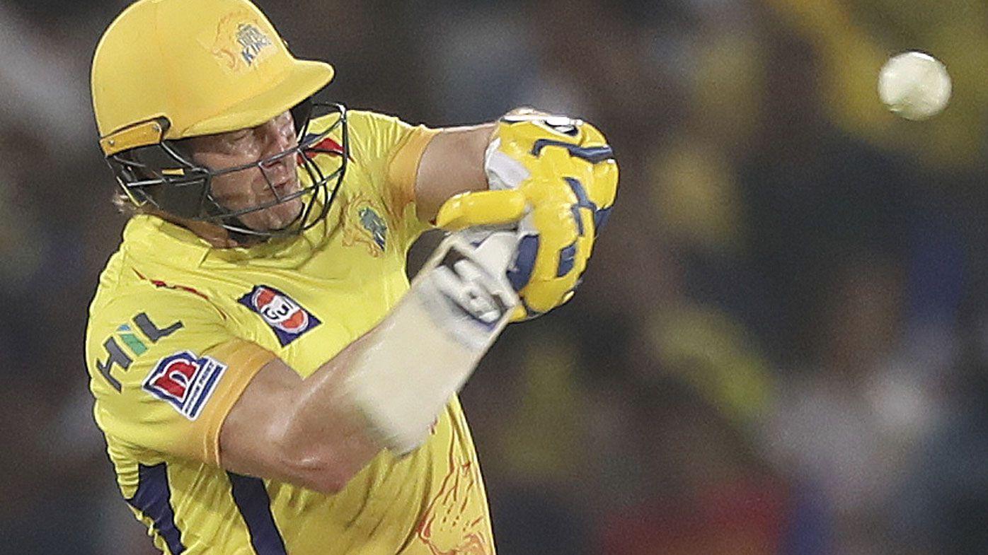 Shane Watson's 80 in vain as Mumbai win IPL final over Chennai Super Kings
