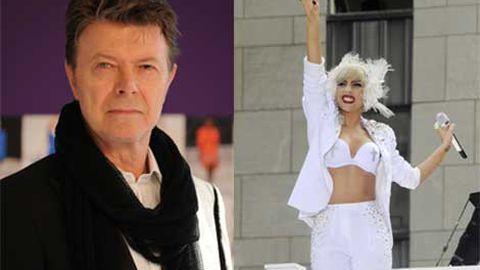 Bowie, Gaga