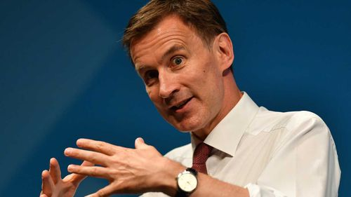 Foreign Secretary Jeremy Hunt is in the running to the next prime minister of the UK.