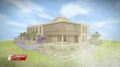 Mosque update