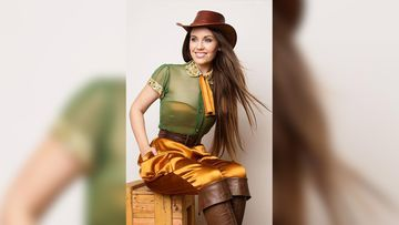 Courtney Thorpe to wear war-inspired costume at Miss World pageant