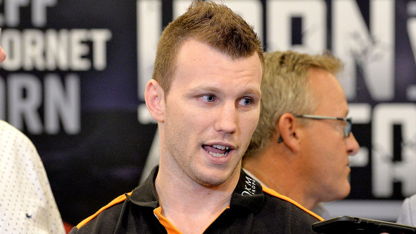 Jeff Horn demanding 60/40 revenue split in bout with Tim Tszyu