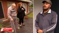 Elderly man claims neighbour 'threatened legal action' over land clash